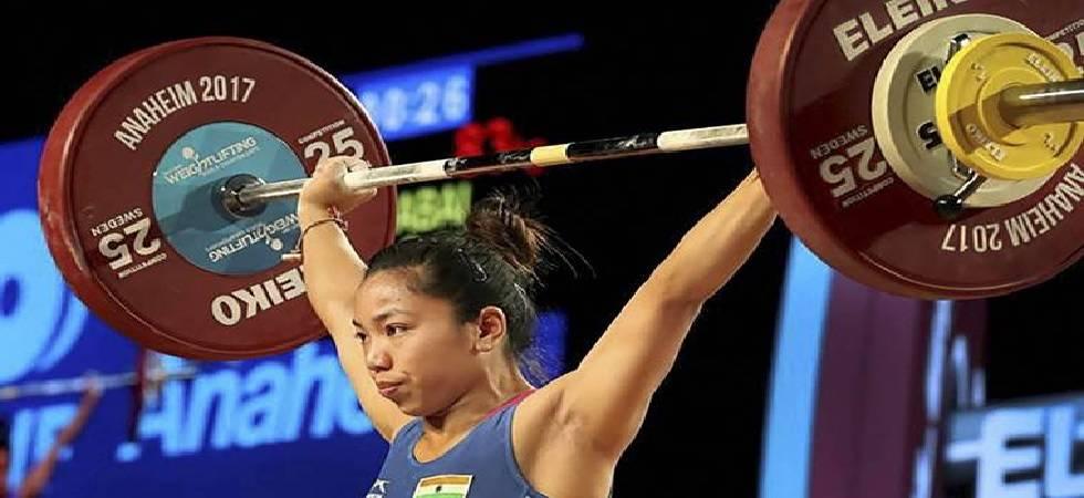 Asian Games 2018: Mirabai Chanu pulls out (File photo: PTI)