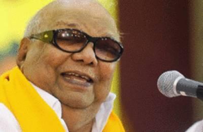RIP Karunanidhi: Celebrities mourn Kalaignar's death