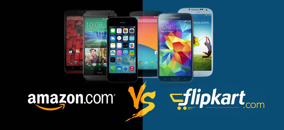 Flipkart vs Amazon Freedom Sale (newsnation.in)