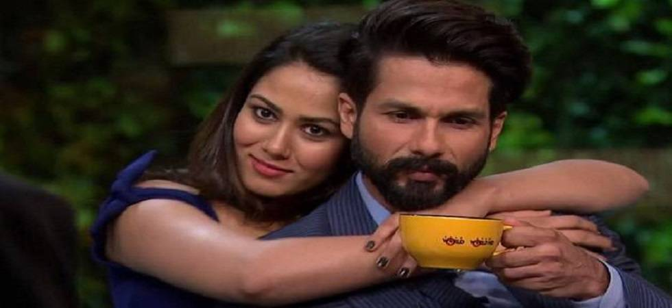 Shahid Kapoor stunned with Mira Rajput's acting debut (Twitter)