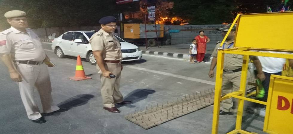 Independence Day: Security stepped up at Delhi Metro, IGI; 600 additional personnel deployed (Photo: Twitter)