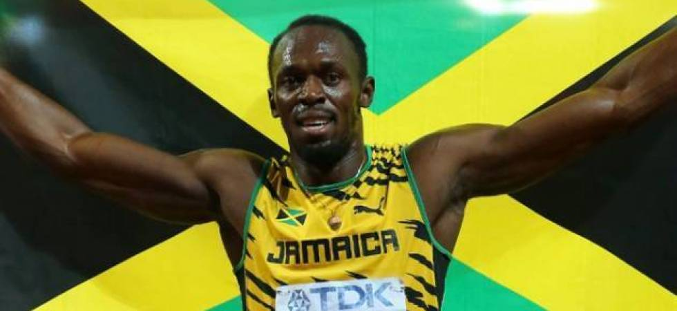 Sprint king Bolt gets new football chance at Aussie club (File photo)