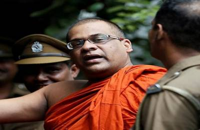Sri Lankan monk Gnanasara Thera sentenced to 19 years rigorous imprisonment