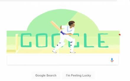 Google Dedicates Doodle To Dilip Sardesai On His 78th Birth
