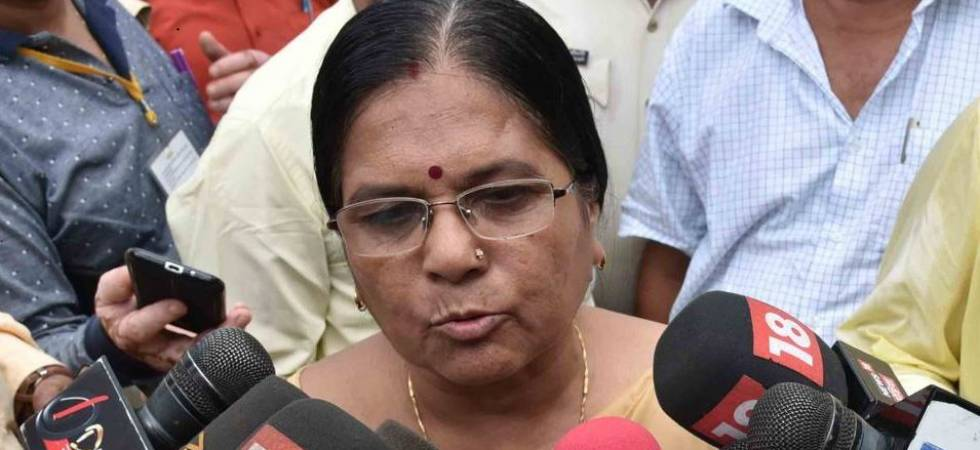 Bihar Shelter Home row: Manju Verma resigns as social welfare minister (File Photo)