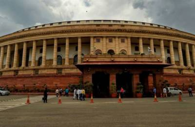 Rajya Sabha deputy chairman election today; BJD to support NDA