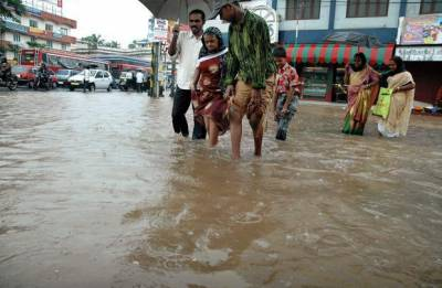 Heavy rains in Kerala; red alert sounded at Idamalayar dam