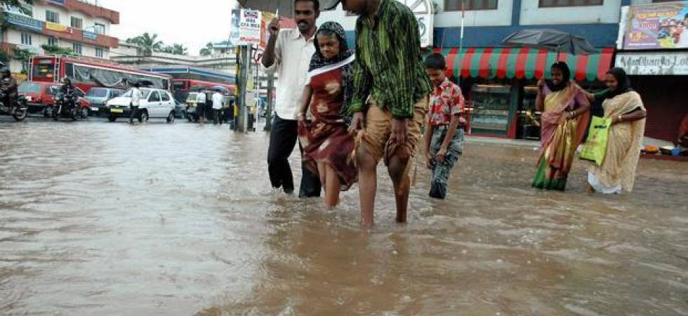 Heavy rains in Kerala (Photo: PTI)