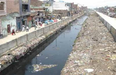 Baby's body recovered from Najafgarh drain, day after mother's body found floating