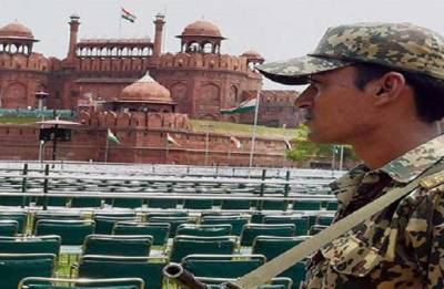 Delhi: Men held with ammunition ahead of Independence Day