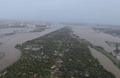 Rains in Kerala; drinking water supply problem in Kochi