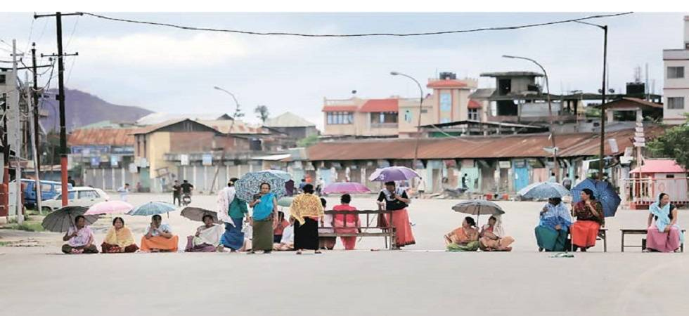 Manipur: Civil organisations call total week-long statewide bandh (File Photo- PTI)