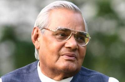 Rajnath, Shah visit AIIMS to enquire about Vajpayee's health
