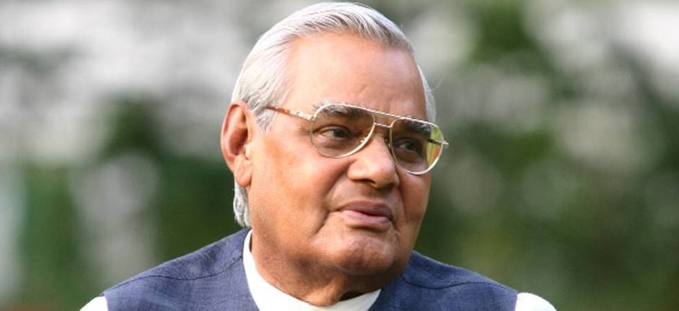 Rajnath, Shah visit AIIMS to enquire about Vajpayee's health (File Photo- PTI)