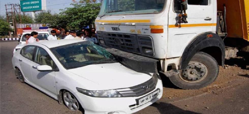 BJP leader among three killed in road accident in Uttar Pradesh (Representational Image)