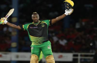 RUSSELLmania! Andre Russell with perfect match; takes hat-trick, scores fastest ton in CPL