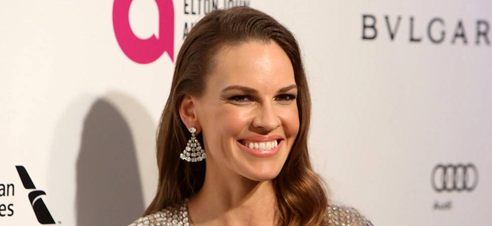 Actor Hilary Swank joins Dean Taylor 's ''Fatale' (Photo: Twitter/@EmpireDynamic)
