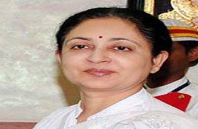 Justice Vijaya Tahilramani sworn in as Madras HC Chief Justice