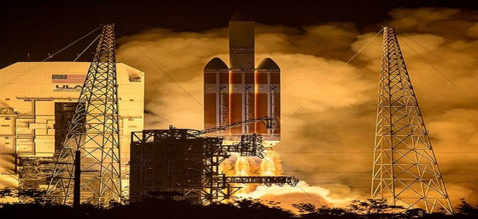 NASA launches 'Parker Solar Probe' to 'touch the sun' (Photo- Twitter/@NASASocial)