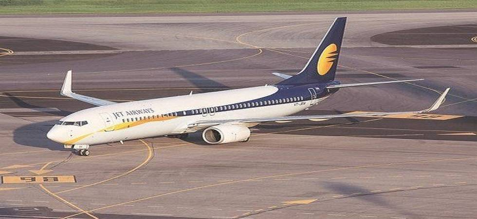 Tech glitch delays Jet Airways Delhi-London flight by over five hours (Photo- Twitter/ANI)