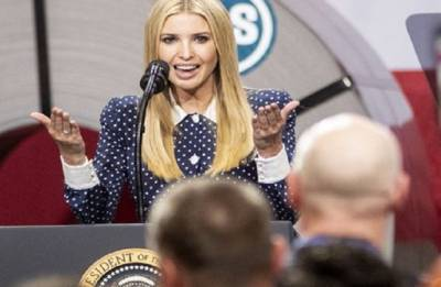 No room in US for 'neo-nazism', says Ivanka Trump