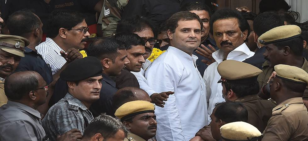 Income Tax Department sends notice to Rahul Gandhi over his 2011-12 return
