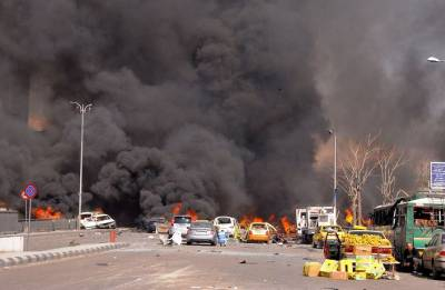 Blast in northern Syria claims 18 lives