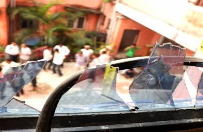 Explosion at Nepal's Biratnagar Metropolis office