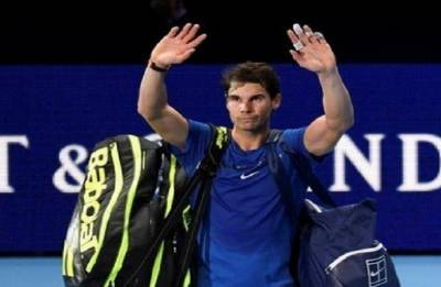 Nadal sets up showdown with birthday boy Tsitsipas