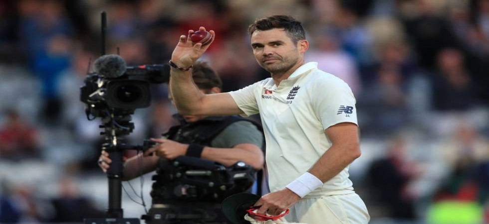 England skipper Joe Root says James Anderson is a special commodity ( Photo: Twitter/ @SirJadeja )