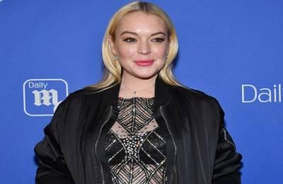 Lindsay Lohan apologises for criticising #MeToo movement