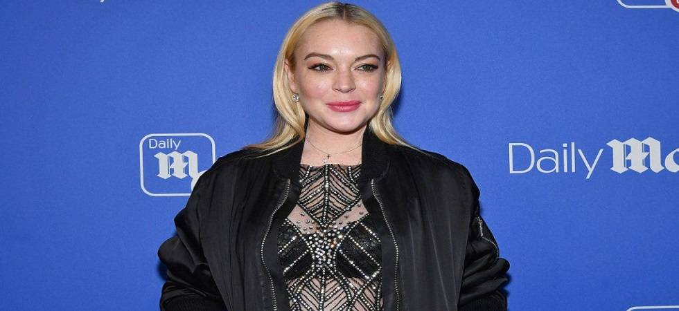 Actor Lindsay Lohan apologised for her comments ( Photo: Twitter/ @jillontheweb )