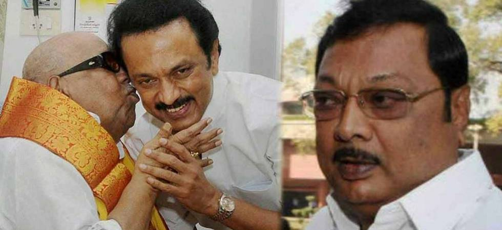 Alagiri challenges Stalin for Karunanidhi's political legacy (Photo Source: YouTube)