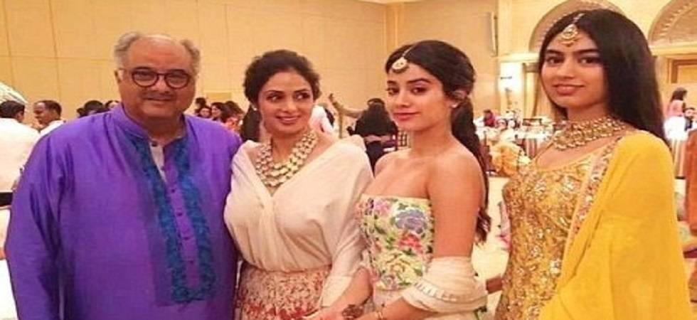 Anil Kapoor remembers Sridevi: We see your reflection in Janhvi Kapoor, Khushi Kapoor (Photo: Twitter/@AnilKapoor)