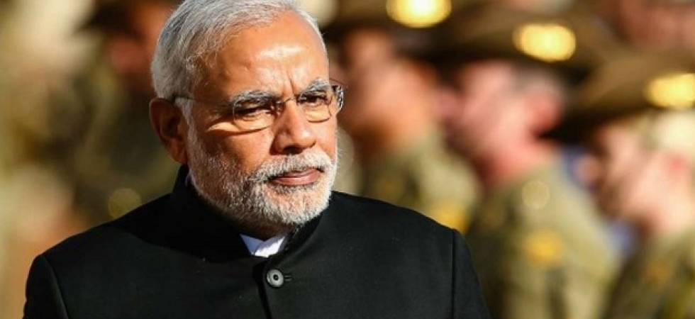 Somnath Chatterjee made Indian democracy richer, says PM Modi (file photo)