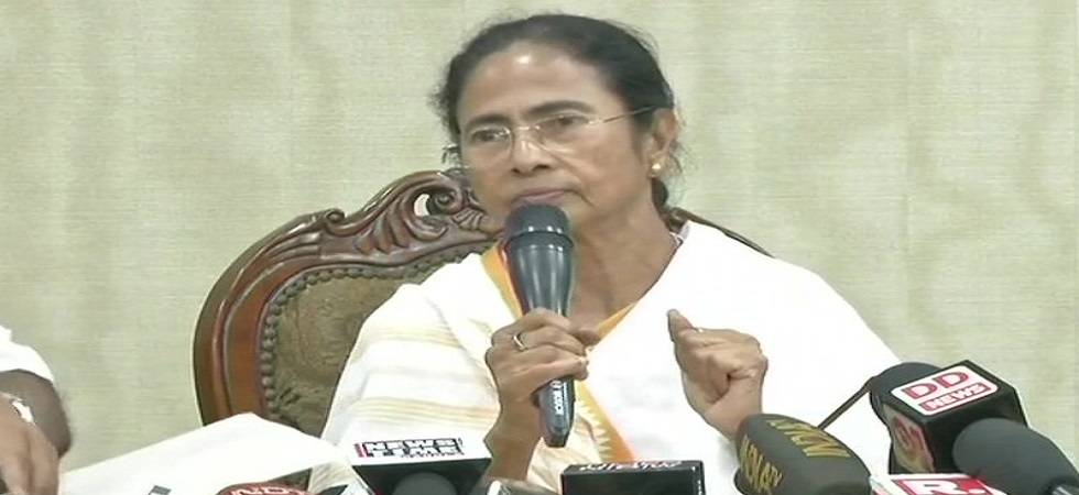 West Bengal Chief Minister Mamata Banerjee (Photo: Twitter)
