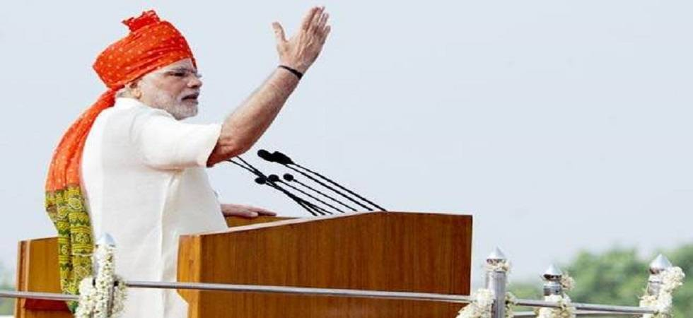 Independence Day 2018: What would PM Modi say in his final I-Day speech (File Photo- PTI)