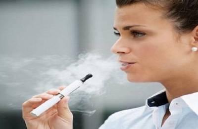E-cigarette vapour disables lung's protective cells