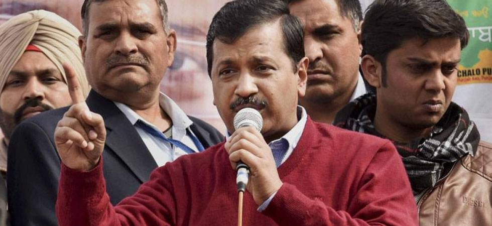 Kejriwal laments lack of development in India (File Photo)