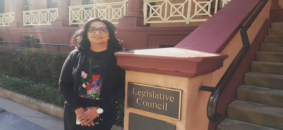 Mehreen Faruqi, first Muslim woman appointed as a member of the Australia's Senate (Photo- Twitter/@MehreenFaruqi)