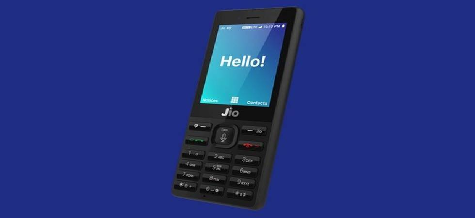 Jio Phone 2 flash sale starts on August 16 (Photo: Twitter)