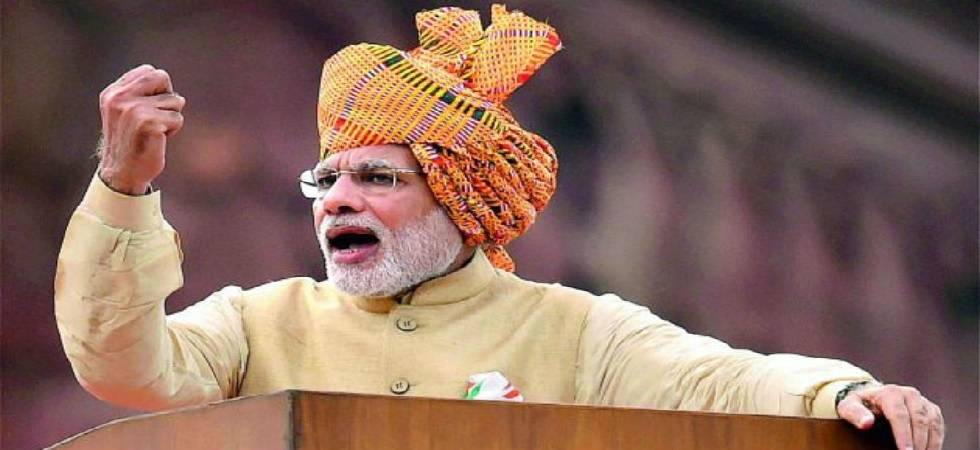 Independence day 2018: India to be engine of world growth for 3 decades says PM Modi (File photo)