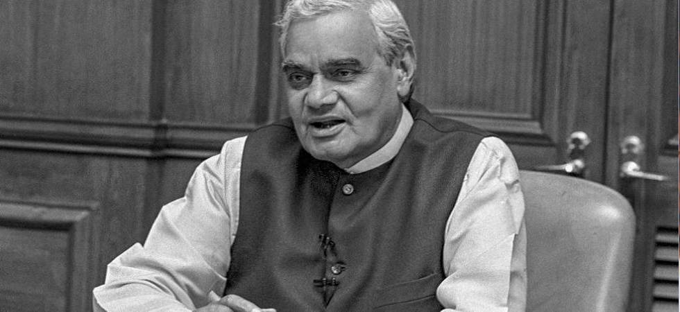 10 facts you should know about Atal Bihari Vajpayee (File Photo)