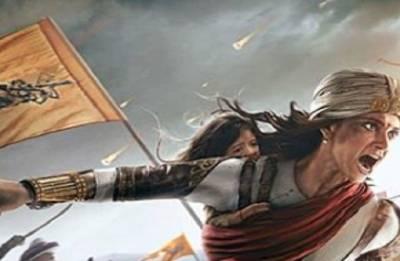 Manikarnika's first poster: Kangana Ranaut's fierce look as Rani Laxmibai