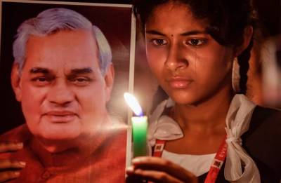 RIP Atal Bihari Vajpayee: Glimpses of those little rippling moments that made the nation smile