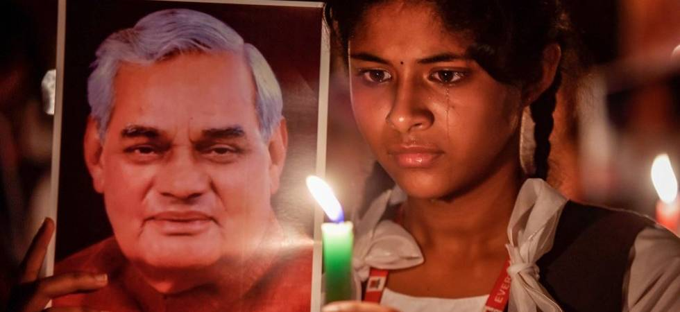 RIP Vajpayee: Glimpses of those little rippling moments that made the nation smile (Photo Source: PTI)