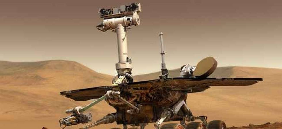 Opportunity Rover still unreachable as Mars dust storm continues, says NASA (Image: Twitter)
