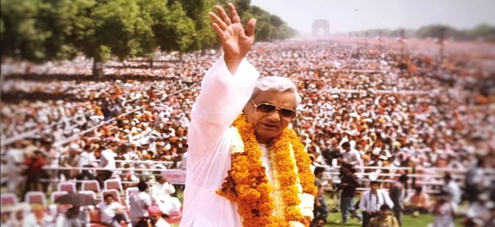Atal Bihari Vajpayee death: Poltiicians mourn demise of Bharat Ratna Awardee (File Photo)