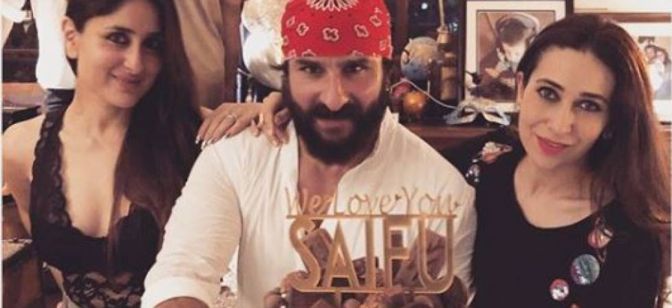 Bollywood Actor Saif Ali Khan turns 48 (Photo: Instagram)