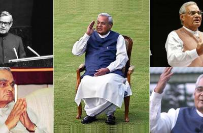 Atal Bihari Vajpayee - the BJP icon who was born on Christmas